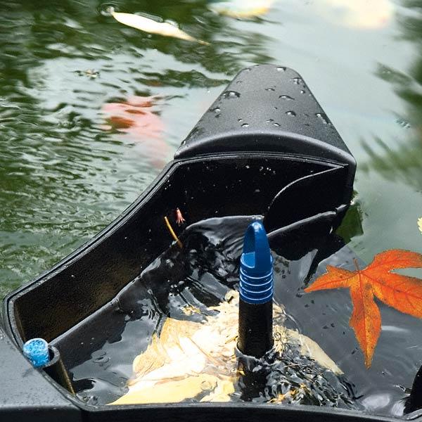 Oase Ersatzschwamm für SwimSkim 25 Start  Skimmer  3 Stück Koi Filter