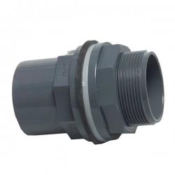 PVC-U Tankdurchführung 25/32mm X 1
