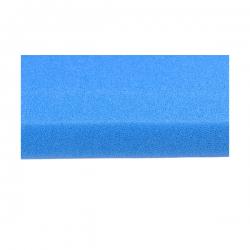 Filtermedium Schaumstoff 1 x 1 x 0,05 m fein