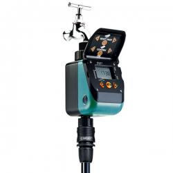 claber Wasserschaltuhr 2 Wasserzyklen pro Tag claber Typ 8412, bracht 940.603 ( 9 V Batterie )