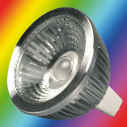 schegoLUX-max LED RGB Color 3 Watt
